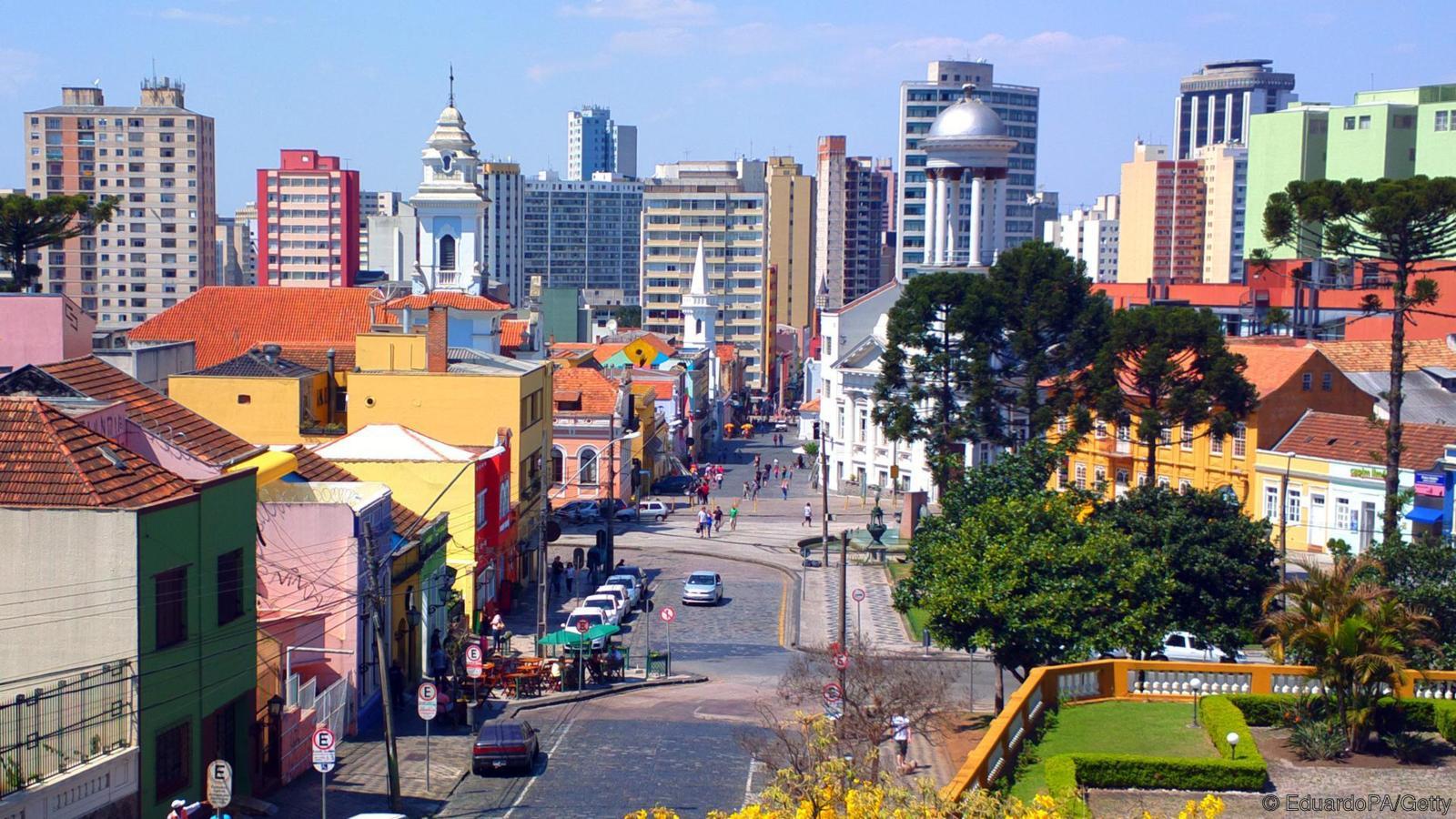 Curitiba – Brazîl
