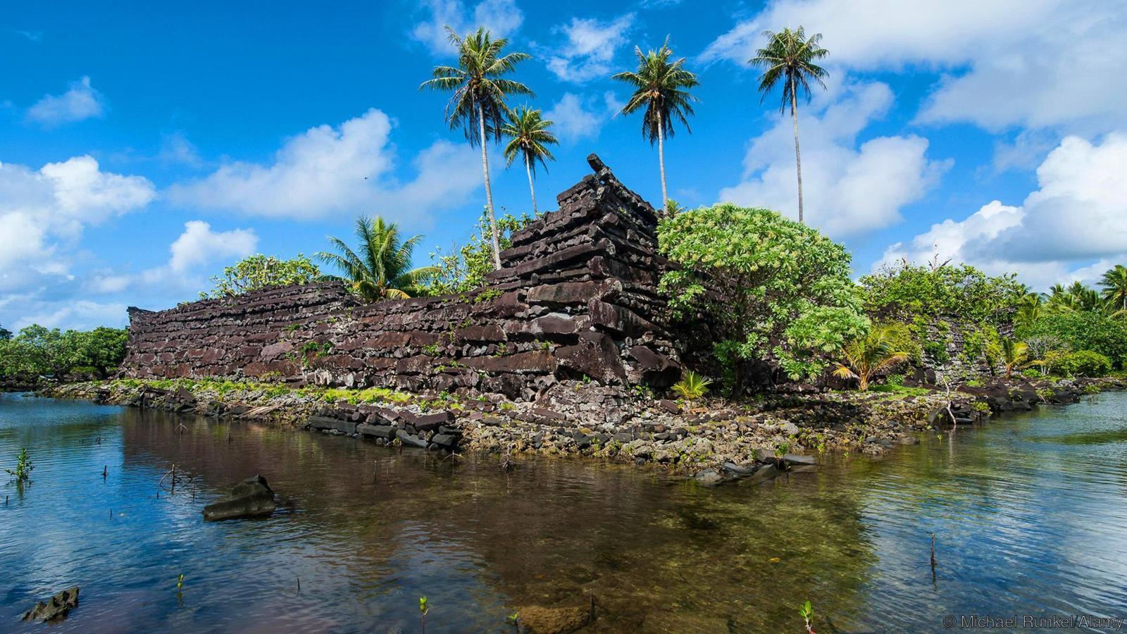 Nan Madol – Dewletên Federal ên Mîkronezyayê