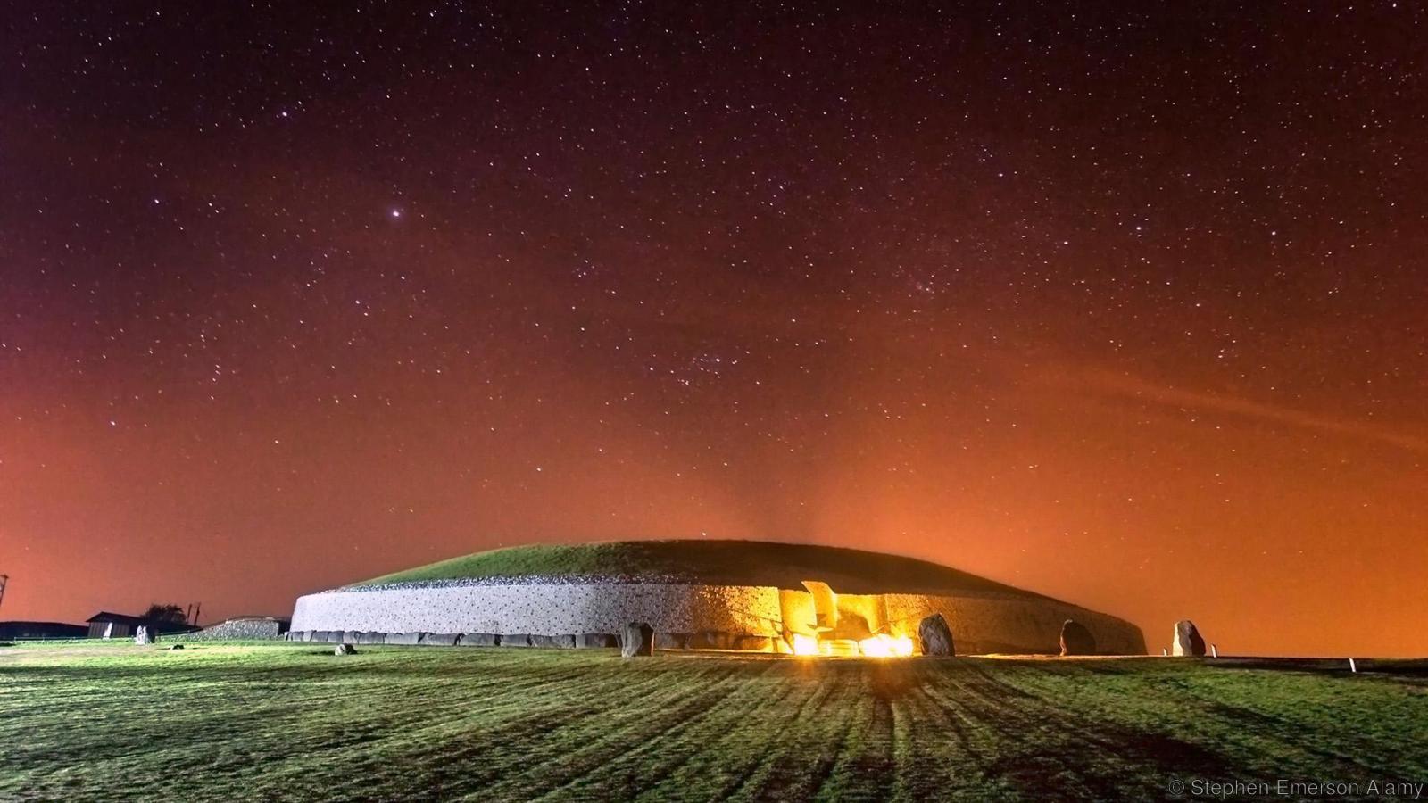 Kumbeta Newgrangeyê - Îrlanda