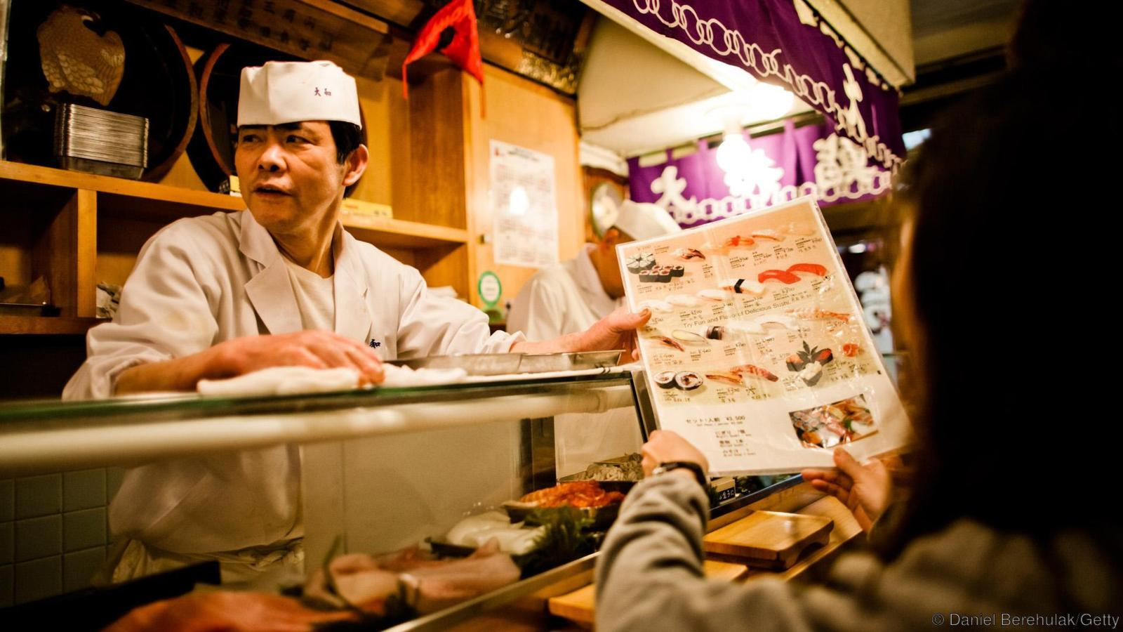 Daily Life At Japan's Tsukiji Market