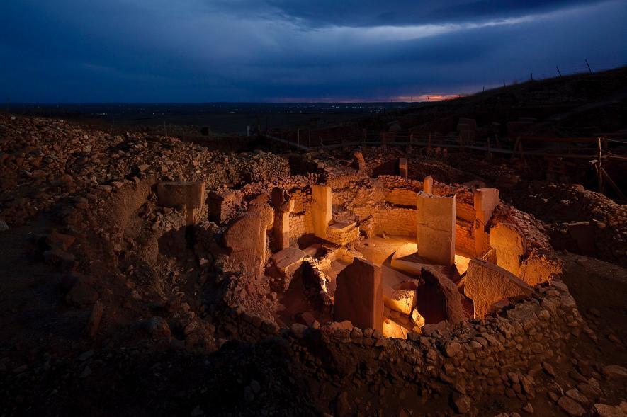 Perestgehên giroveryên Girê Xirabreşkê, nêrîna Arkeologan a derbarê destpêka şaristaniyê de guhert.