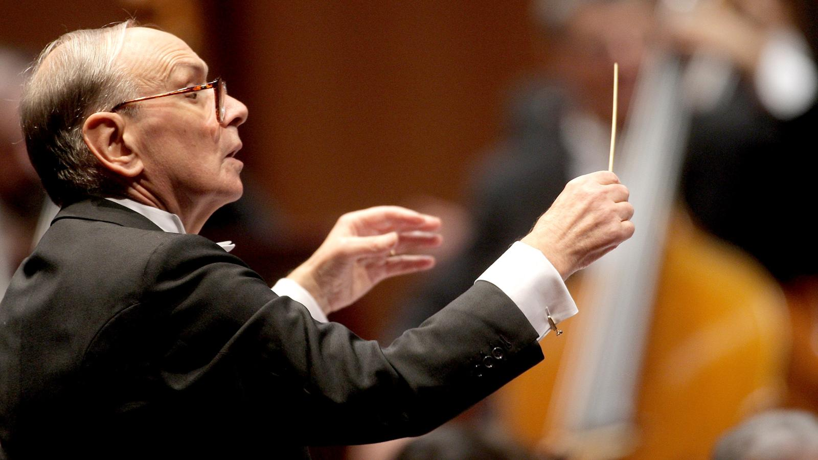 2nd Rome Film Festival - Concert Directed By Ennio Morricone